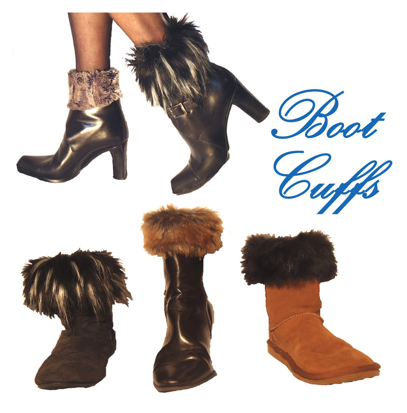Tall Boot Cuffs